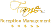 Fame Reception Management Logo